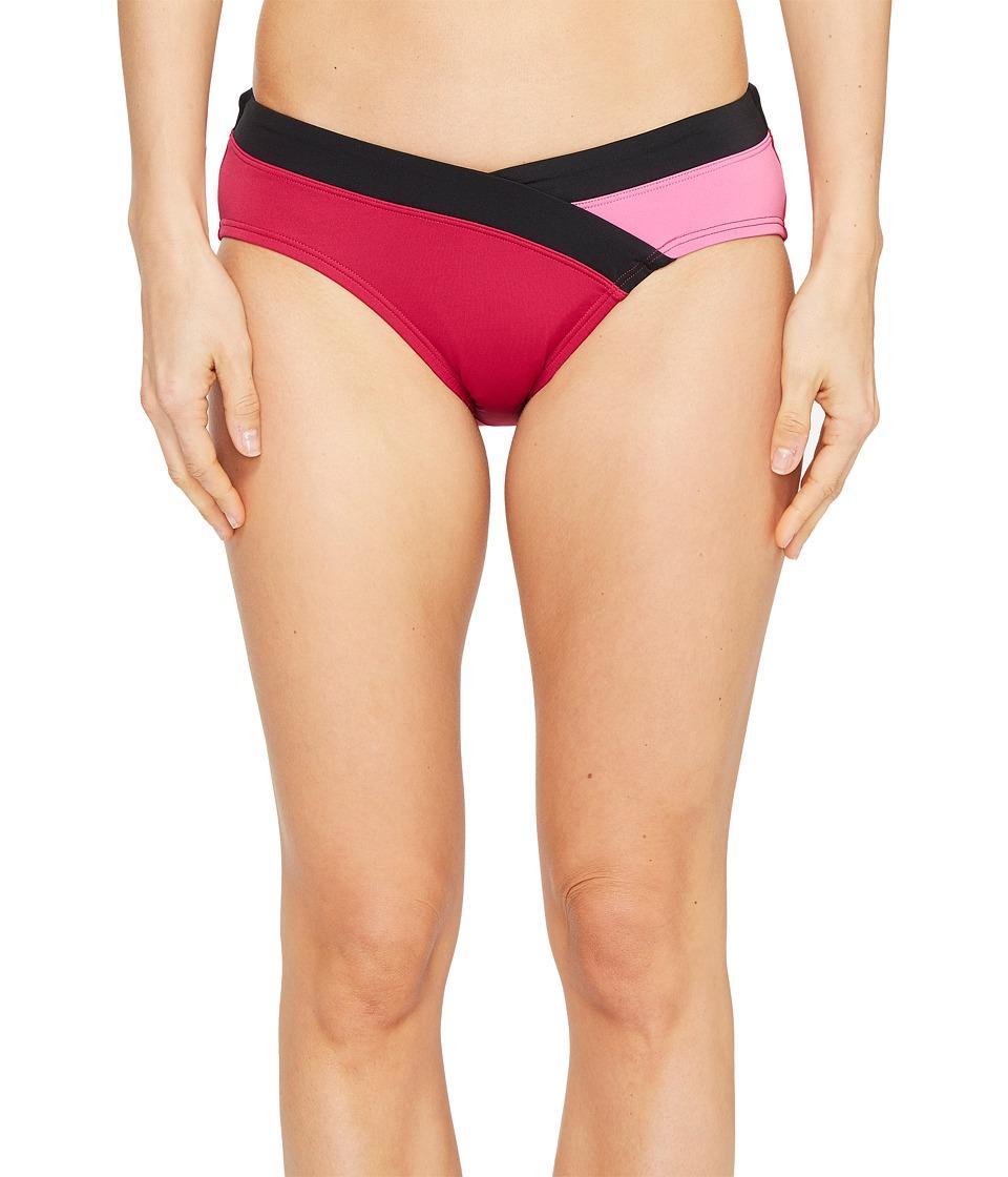 Nike - Color Surge Brief (Sport Fuchsia) Women's Swimwear