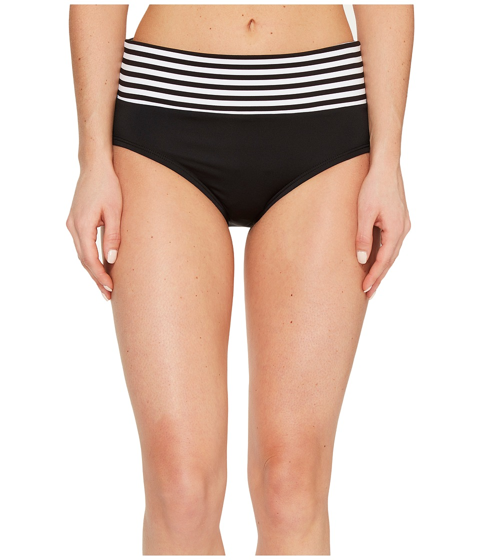 Nike - Laser Convertible Brief (Black) Women's Swimwear