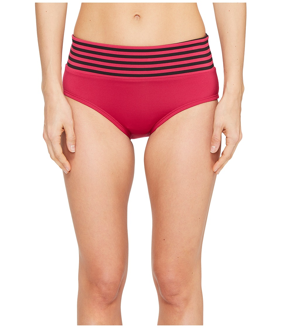 Nike - Laser Convertible Brief (Sport Fuchsia) Women's Swimwear