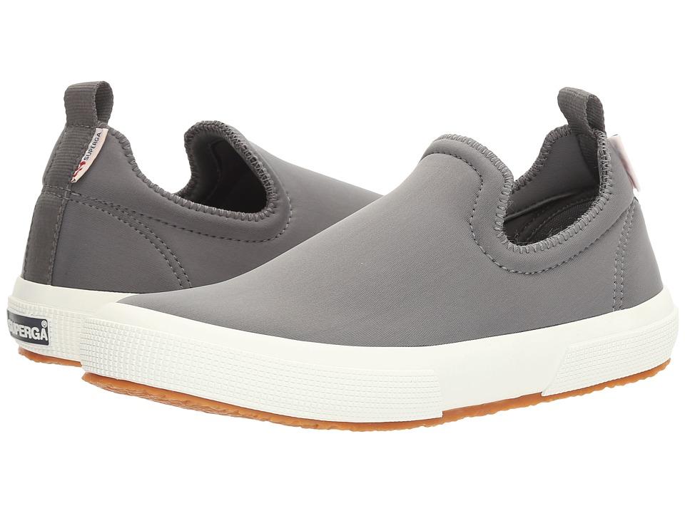 Superga - 2411 Neoprenew (Light Grey) Women's Slip on Shoes