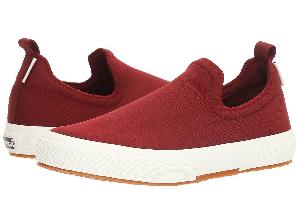 Superga - 2411 Neoprenew (Maroon) Women's Slip on Shoes