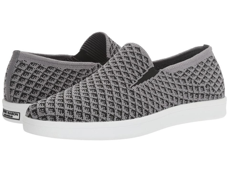 Mark Nason - Cabrillo Gotland (Gray/Black Flat Knit) Men's Shoes