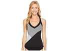 Nike Color Surge V-Back Tankini Top