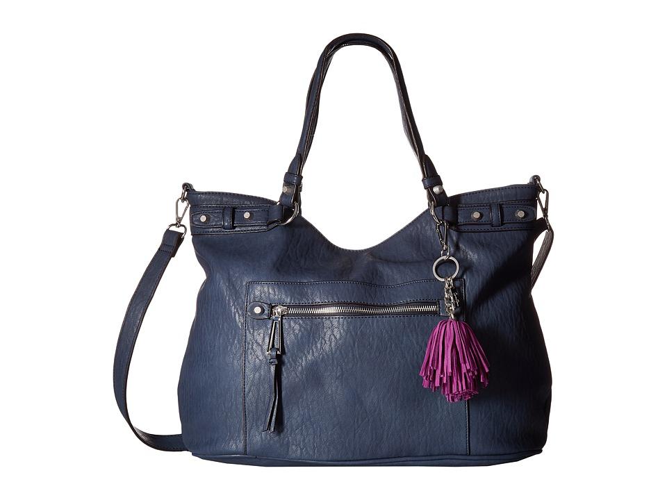 Jessica Simpson - Miley Tote (Indigo) Tote Handbags