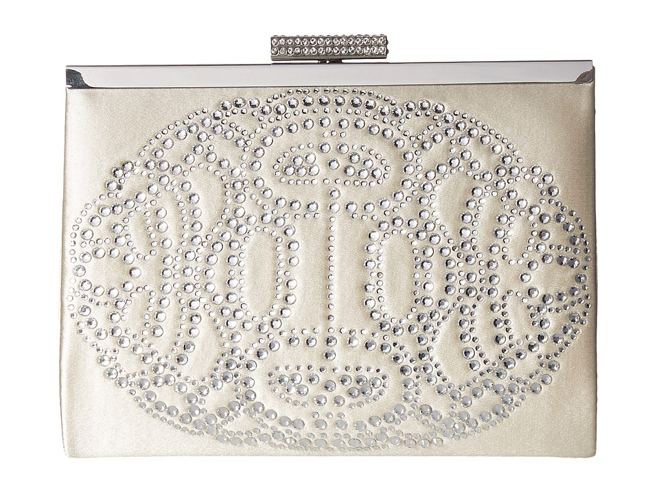 Badgley Mischka - Alice (Ivory) Clutch Handbags