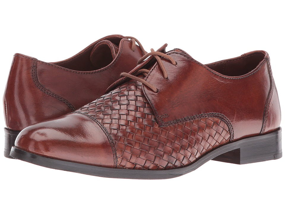Cole Haan - Jagger Weave Oxford (Sequoia/Sequoia Weave) Women's Lace up casual Shoes