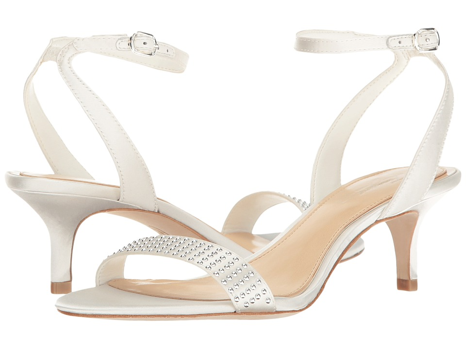Imagine Vince Camuto - Kevil (Pure White) Women's 1-2 inch heel Shoes
