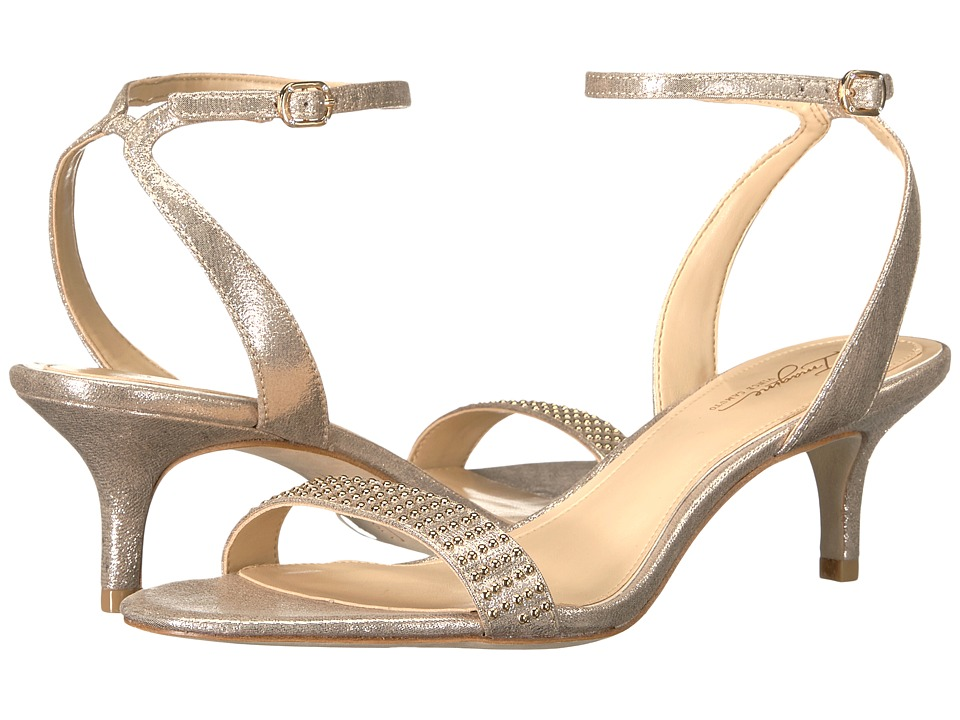Imagine Vince Camuto - Kevil (Soft Gold) Women's 1-2 inch heel Shoes