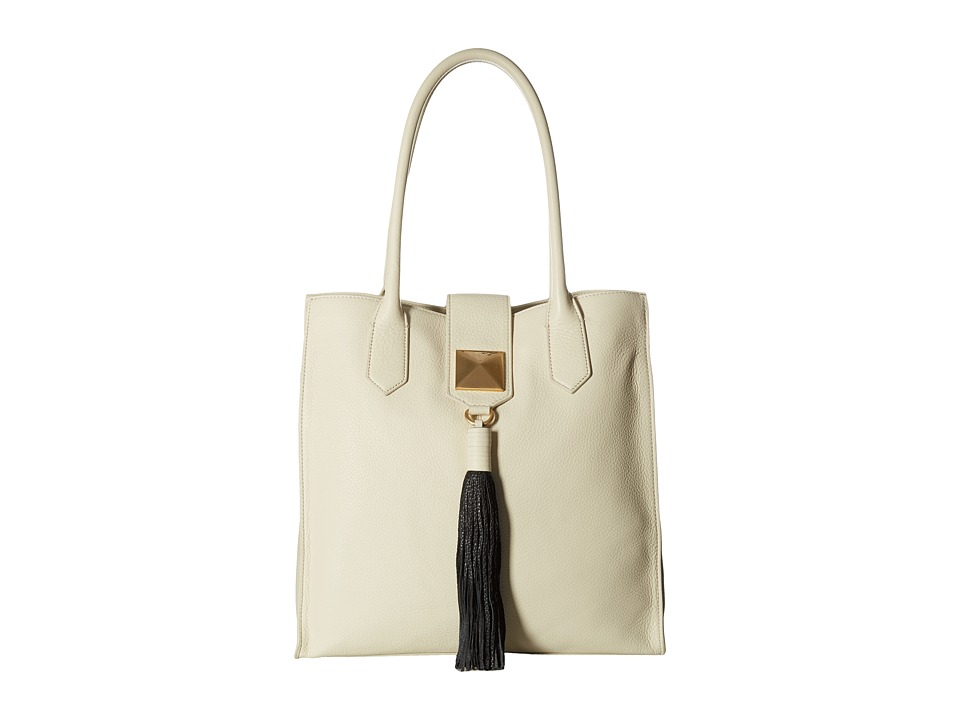 Badgley Mischka - Bailey Tote (Ivory) Tote Handbags