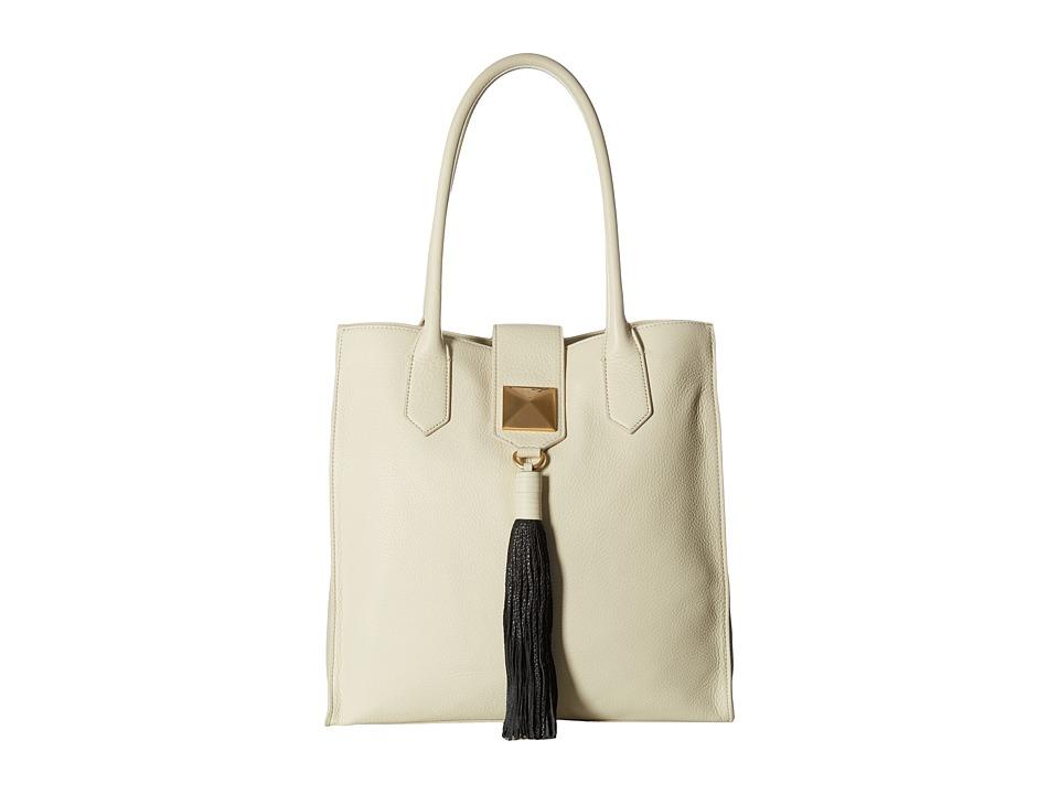Badgley Mischka - Bailey Tote (Ivory) Tote Handbags