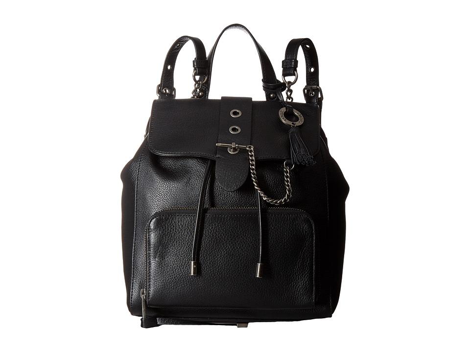Badgley Mischka - Beulah Backpack (Black) Backpack Bags