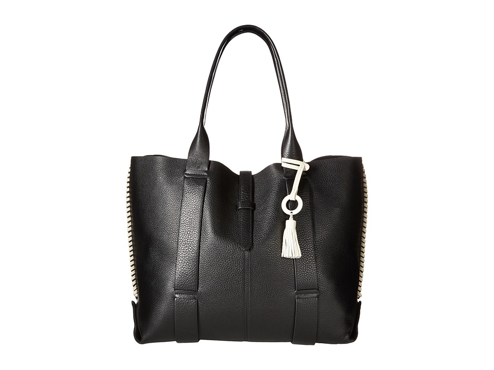 Badgley Mischka - Barret Tote (Black) Tote Handbags