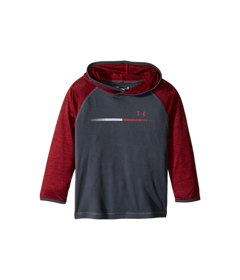 Under Armour Kids - Tech Hoodie (Toddler) (Cardinal) Boy's Sweatshirt
