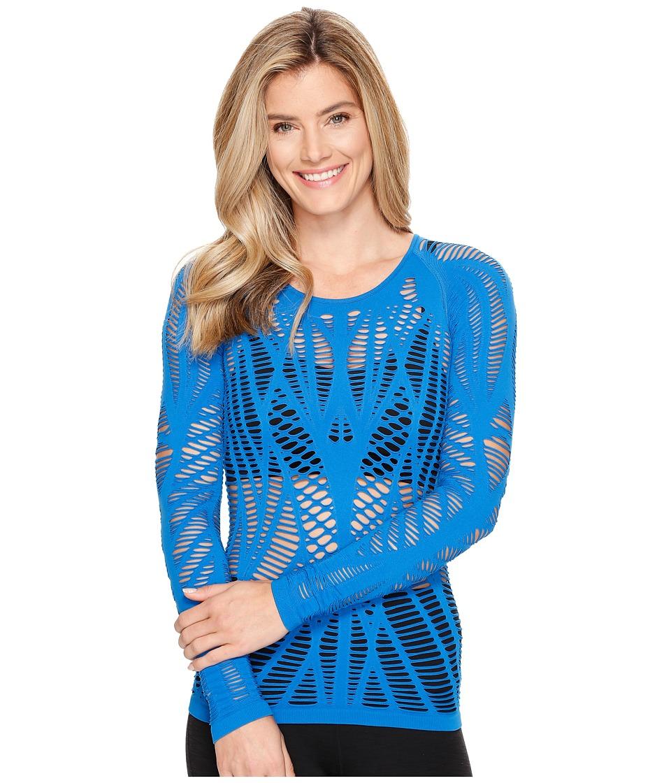 ALO - Wanderer Long Sleeve (Atlas) Women's Clothing