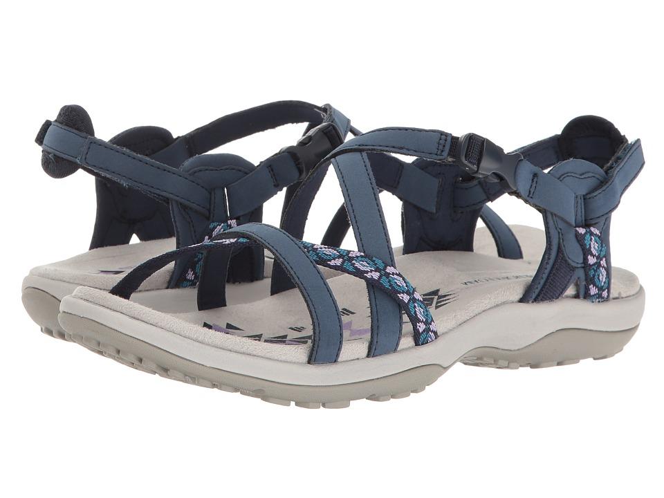 SKECHERS - Reggae Slim - Vacay (Navy) Women's Shoes