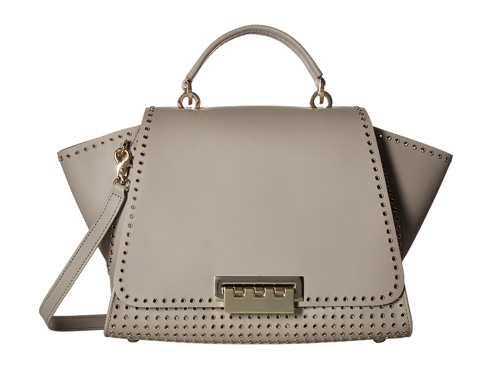 ZAC Zac Posen - Eartha Iconic Soft Top-Handle (Dust) Top-handle Handbags