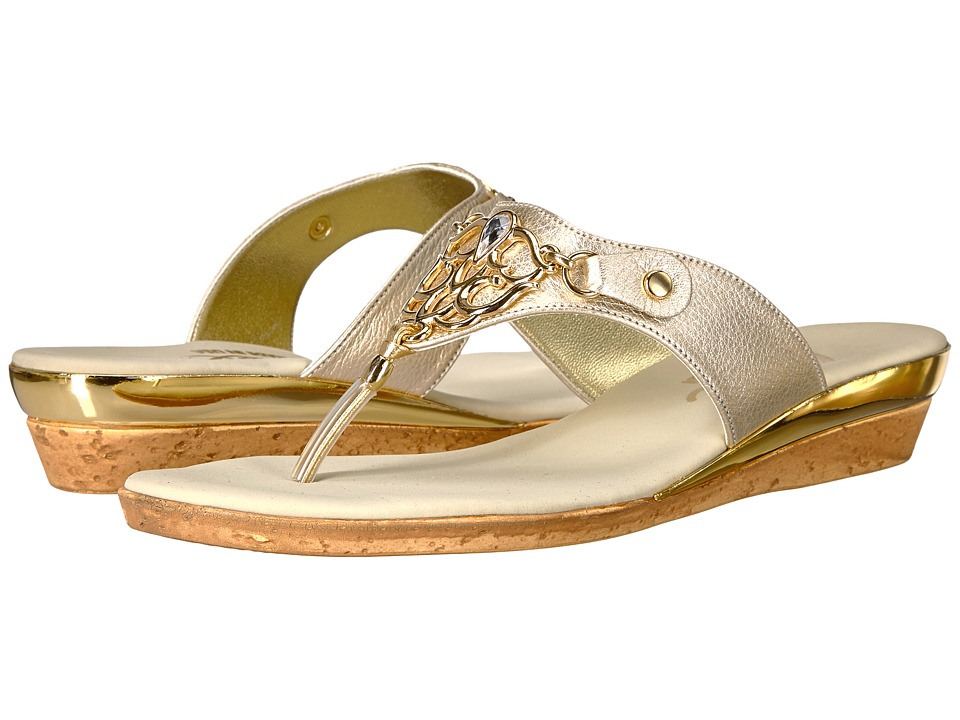 Onex - Raindrop (Platinum) Women's Sandals