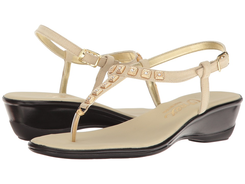 Onex - Sprinkles (Beige) Women's Sandals