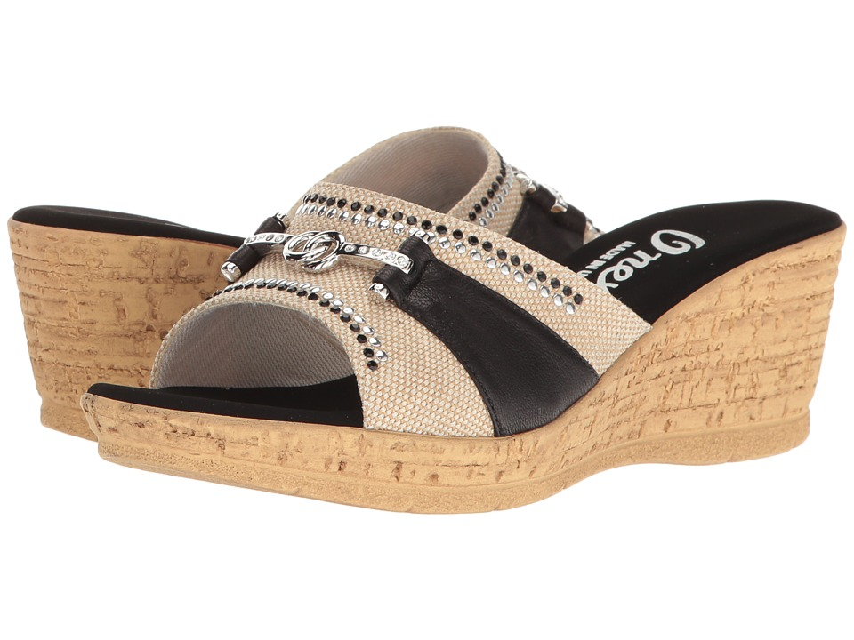 Onex - Lynette (Black) Women's Shoes