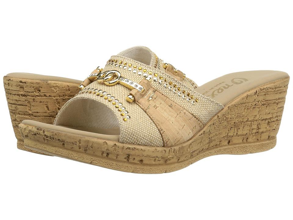 Onex - Lynette (Cork) Women's Shoes