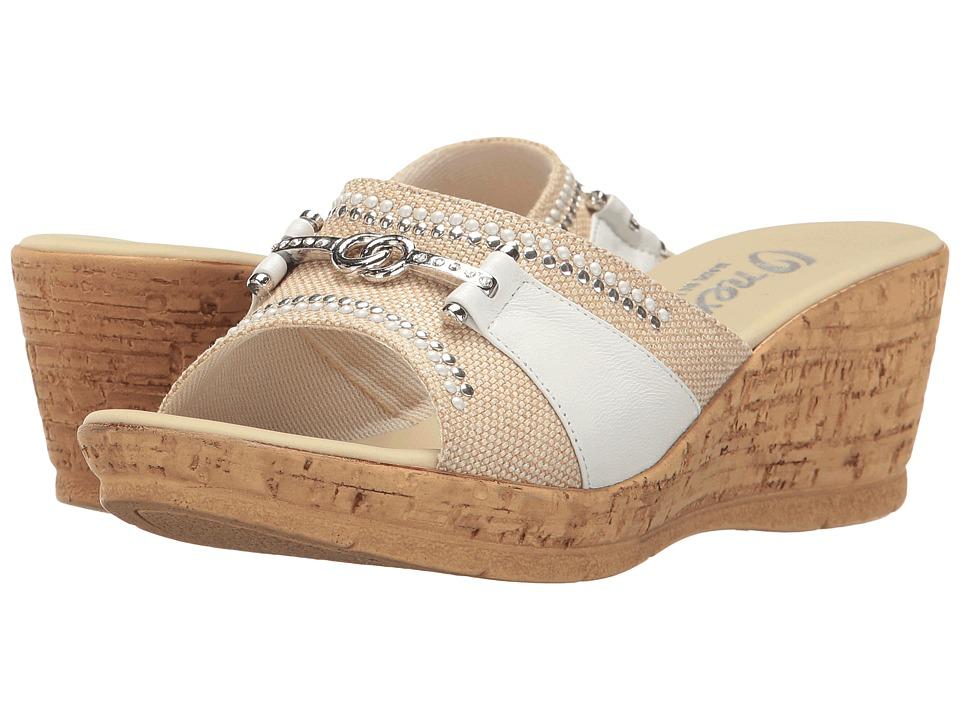 Onex - Lynette (White) Women's Shoes