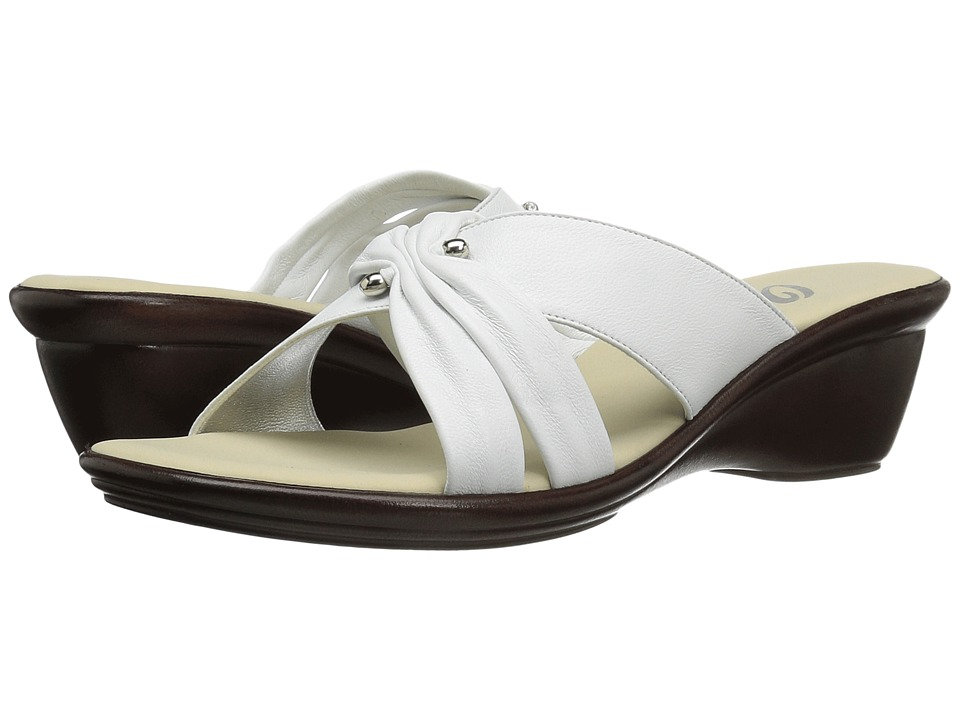 Onex - Carolyn (White) Women's Shoes