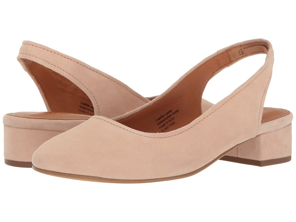 Seychelles - Electric (Nude Suede) Women's 1-2 inch heel Shoes