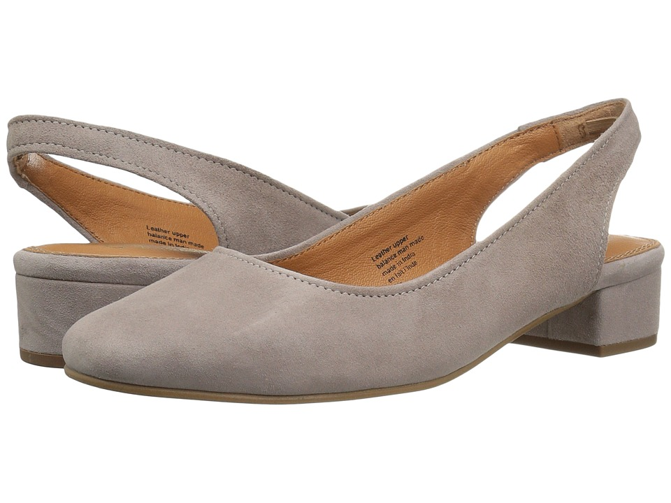 Seychelles - Electric (Taupe Suede) Women's 1-2 inch heel Shoes