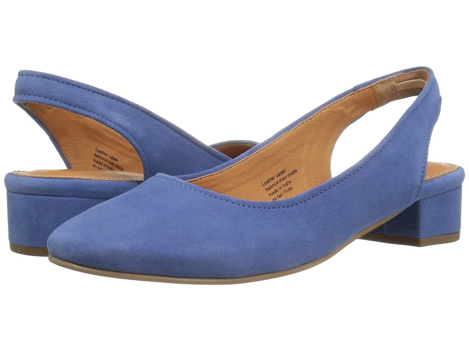 Seychelles - Electric (Blue Suede) Women's 1-2 inch heel Shoes