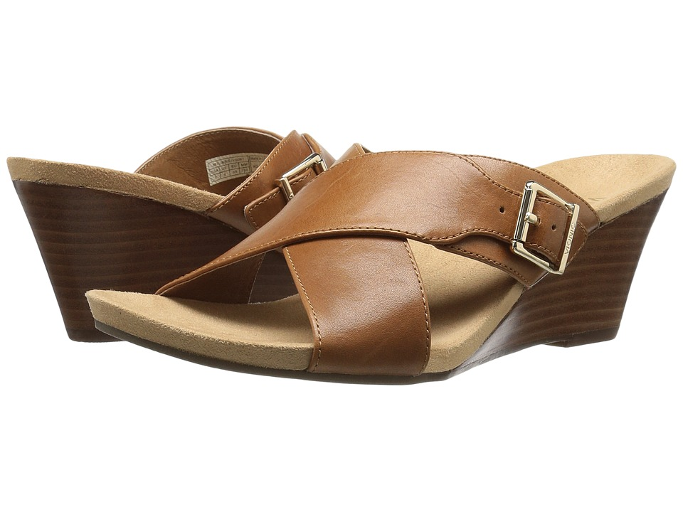 VIONIC - Libbie (Tan) Women's Slide Shoes