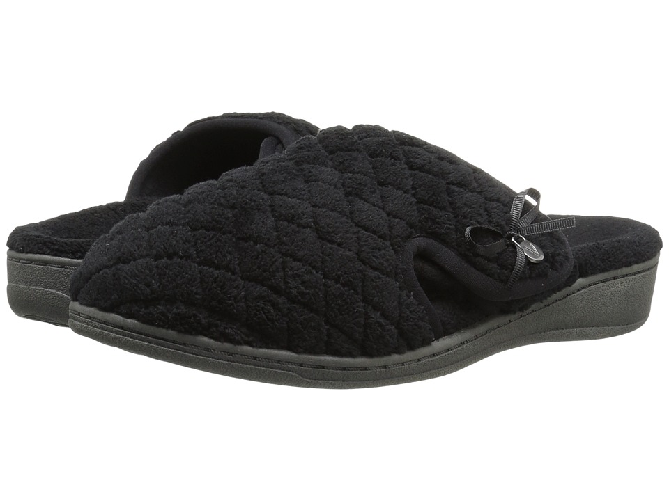 VIONIC - Adilyn (Black) Women's Slippers