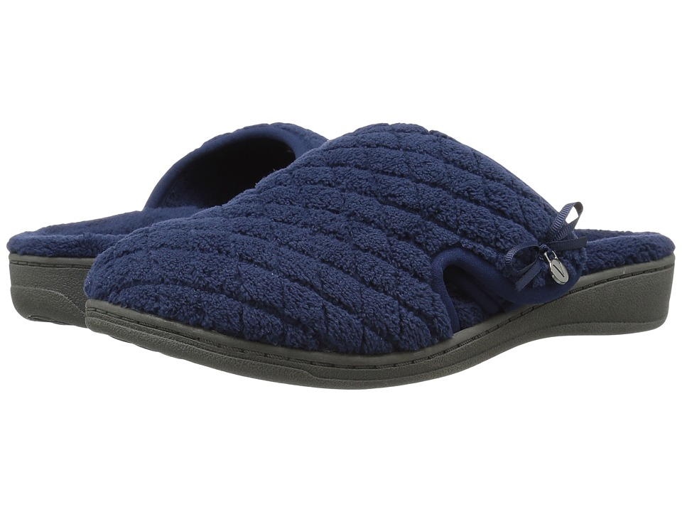 VIONIC - Adilyn (Navy) Women's Slippers