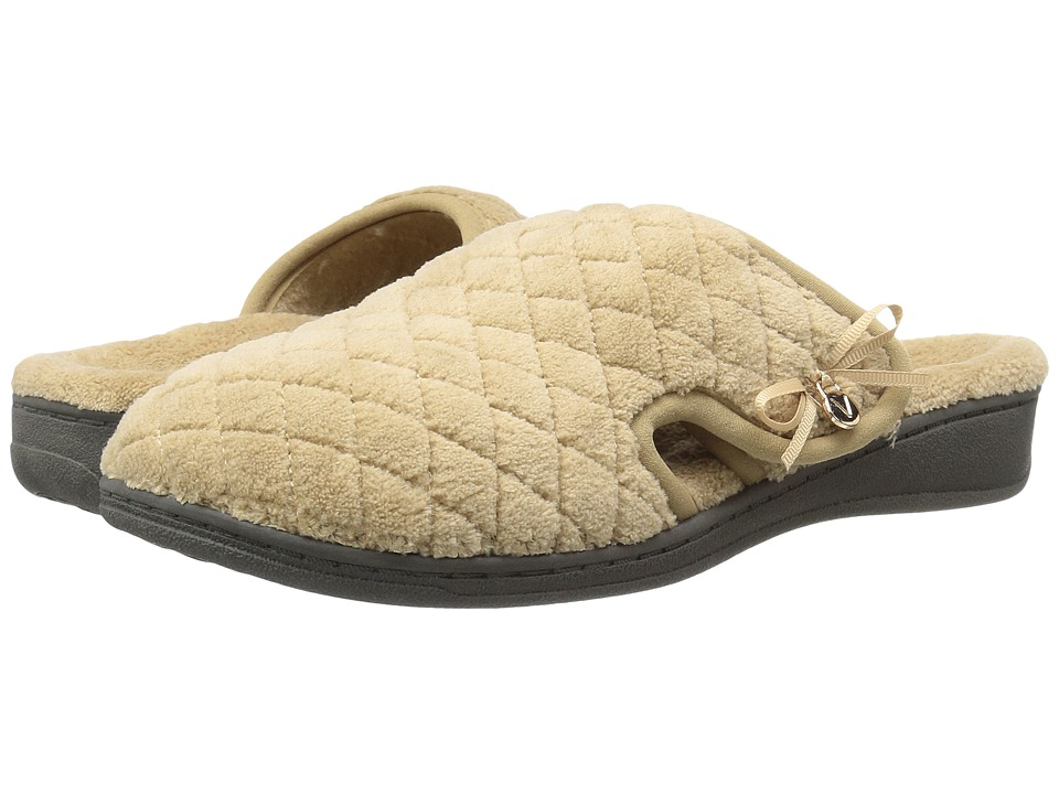 VIONIC - Adilyn (Tan) Women's Slippers