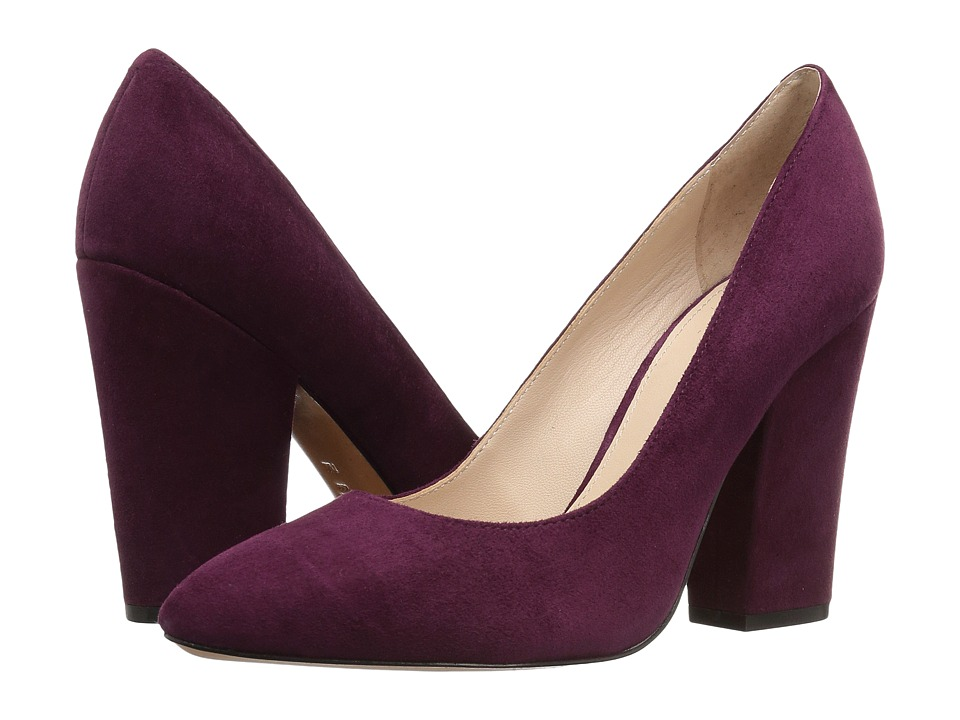 Marc Fisher LTD - Baker (Burgundy) Women's Shoes