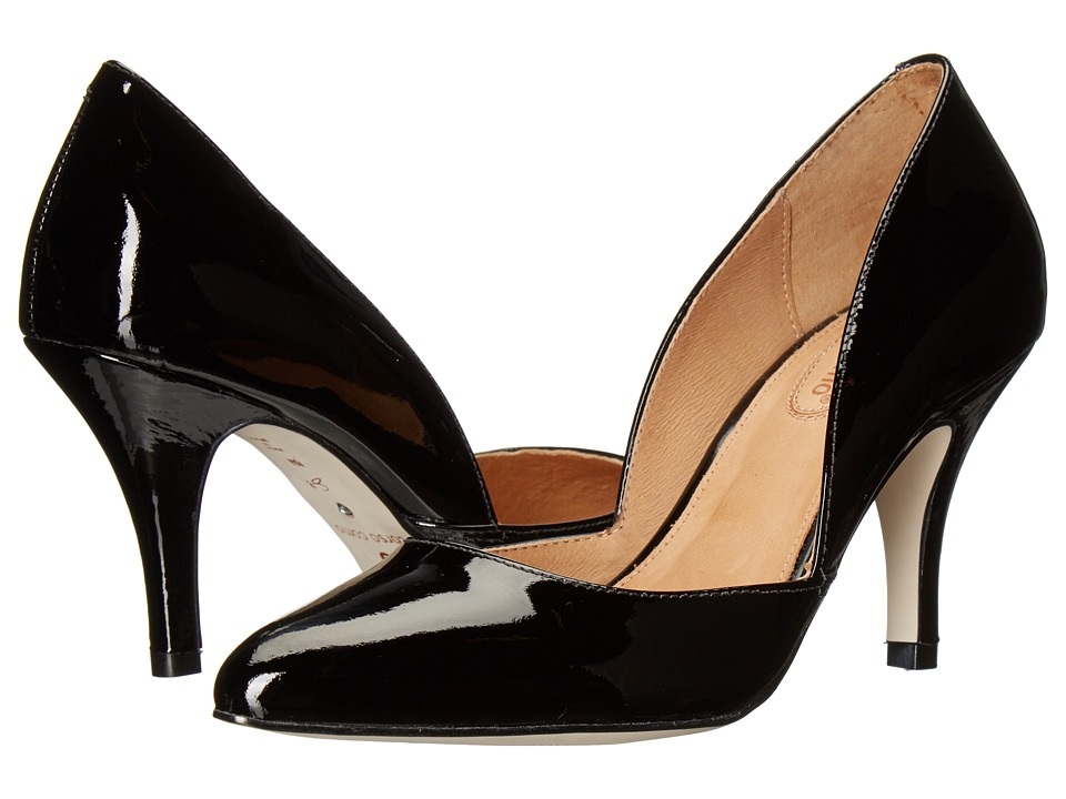 Corso Como Charity (Black Patent) Women