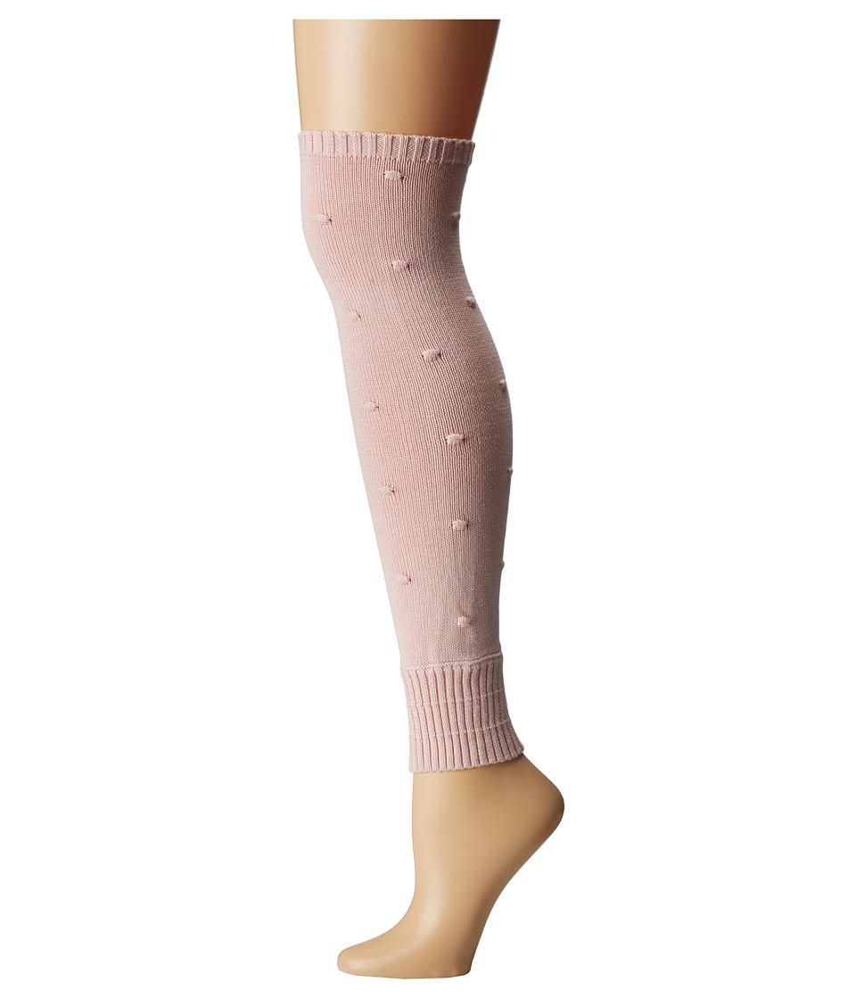 Bloch Kids - Bubble Knit Legwarmer (Candy Pink) Girls Shoes