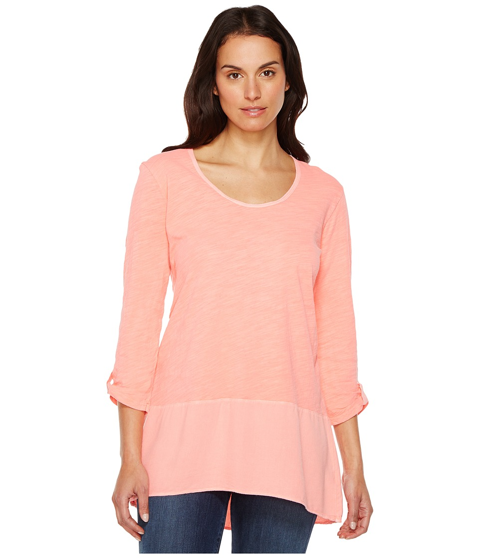 Fresh Produce Windfall Top (Sunset Coral) Women's Clothing