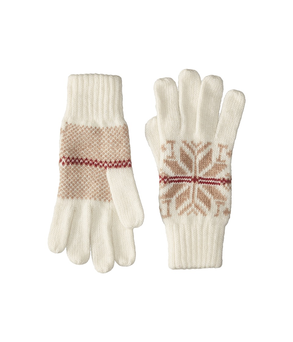 BULA Victoria Gloves (Ivory) Wool Gloves