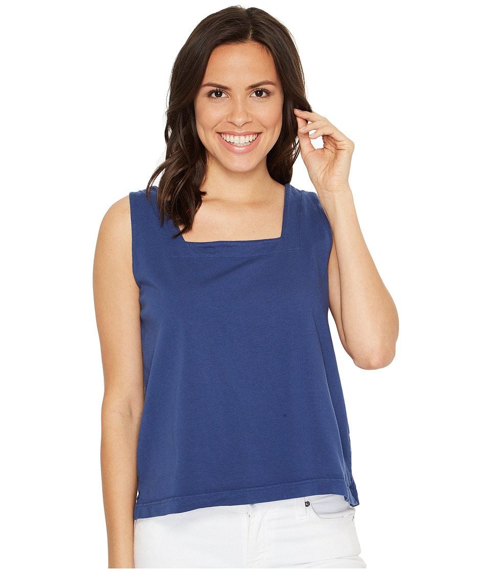 Fresh Produce - Boxy Tank Top (Moonlight Blue) Women's Sleeveless