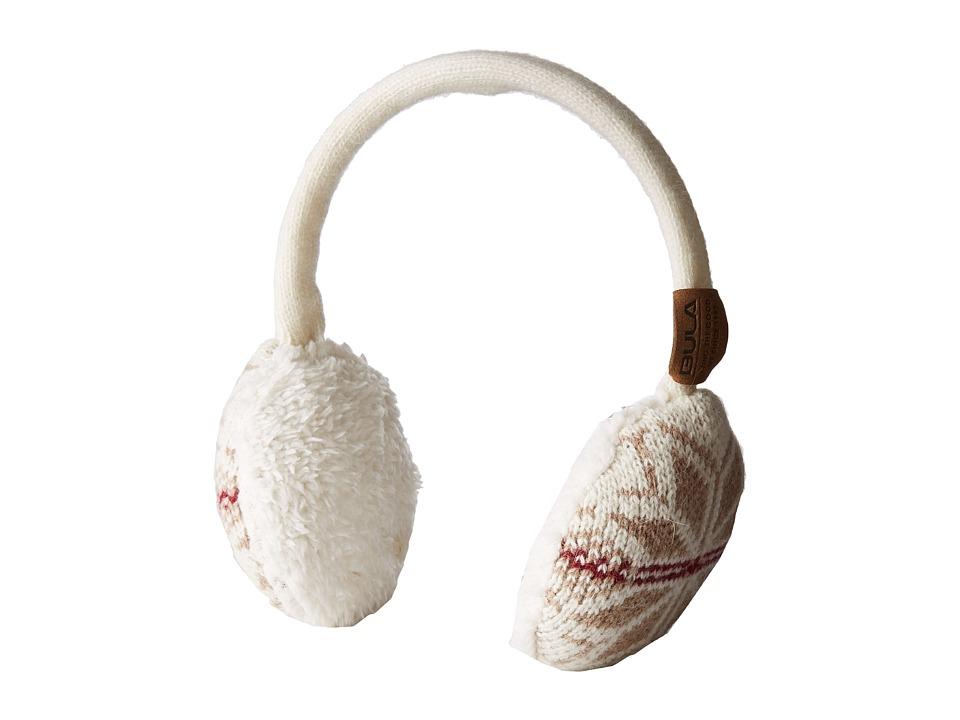 BULA - Victoria Earband (Ivory) Knit Hats