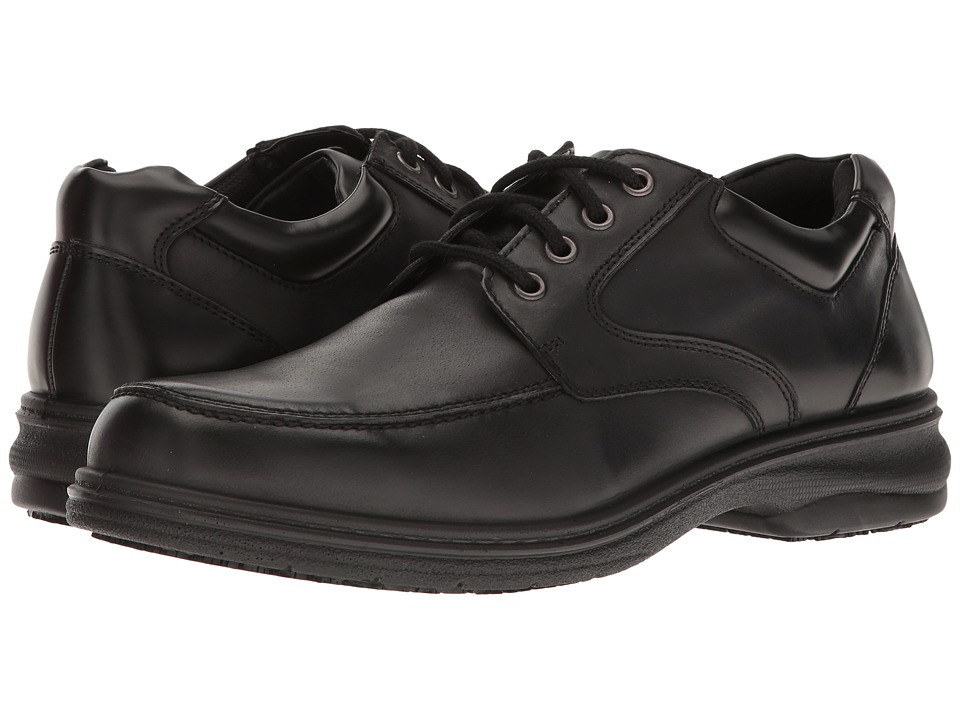 Dr. Scholl's Work - Dignity (Black Leather) Men's Shoes