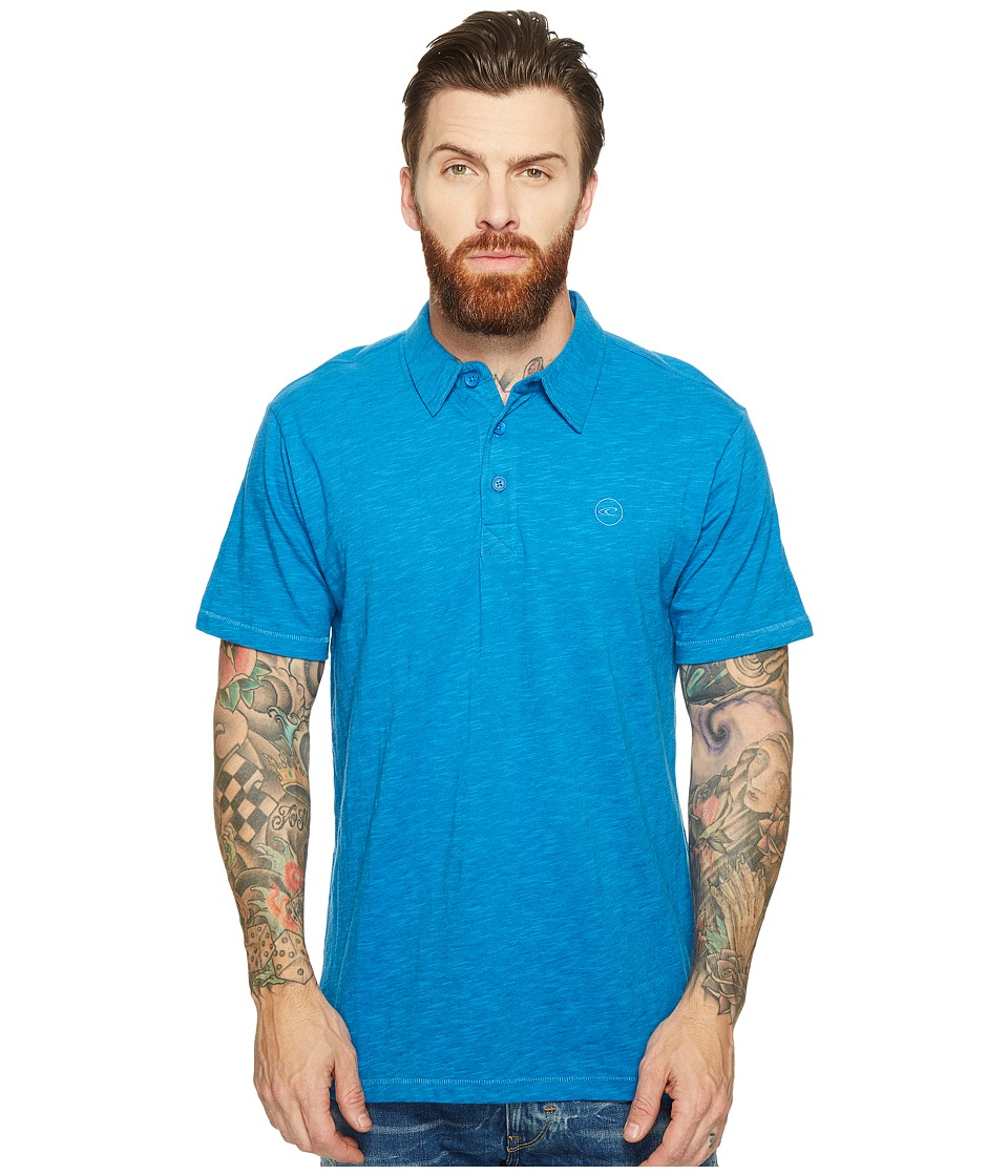 O'Neill - The Bay Polo Knits (Royal Blue) Men's Clothing