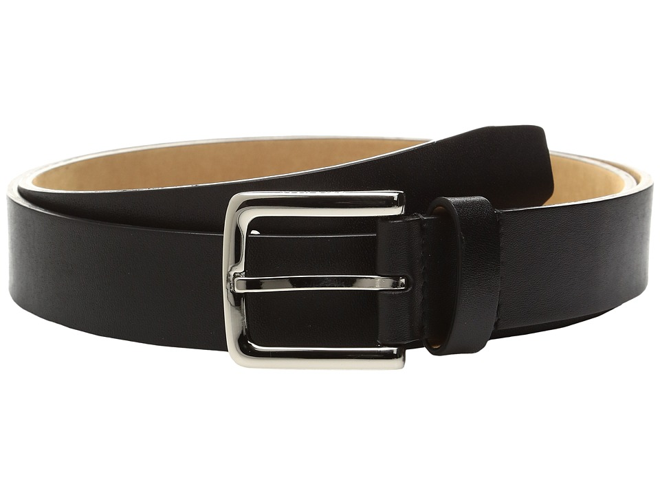 Cole Haan - Washington Grand 32mm Belt (Black) Men's Belts