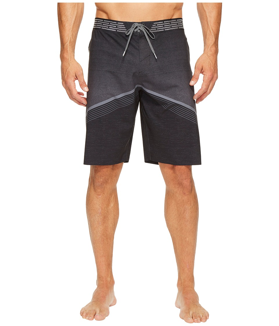 O'Neill - Hyperfreak Hydro Superfreak Series Boardshorts (Black) Men's Swimwear