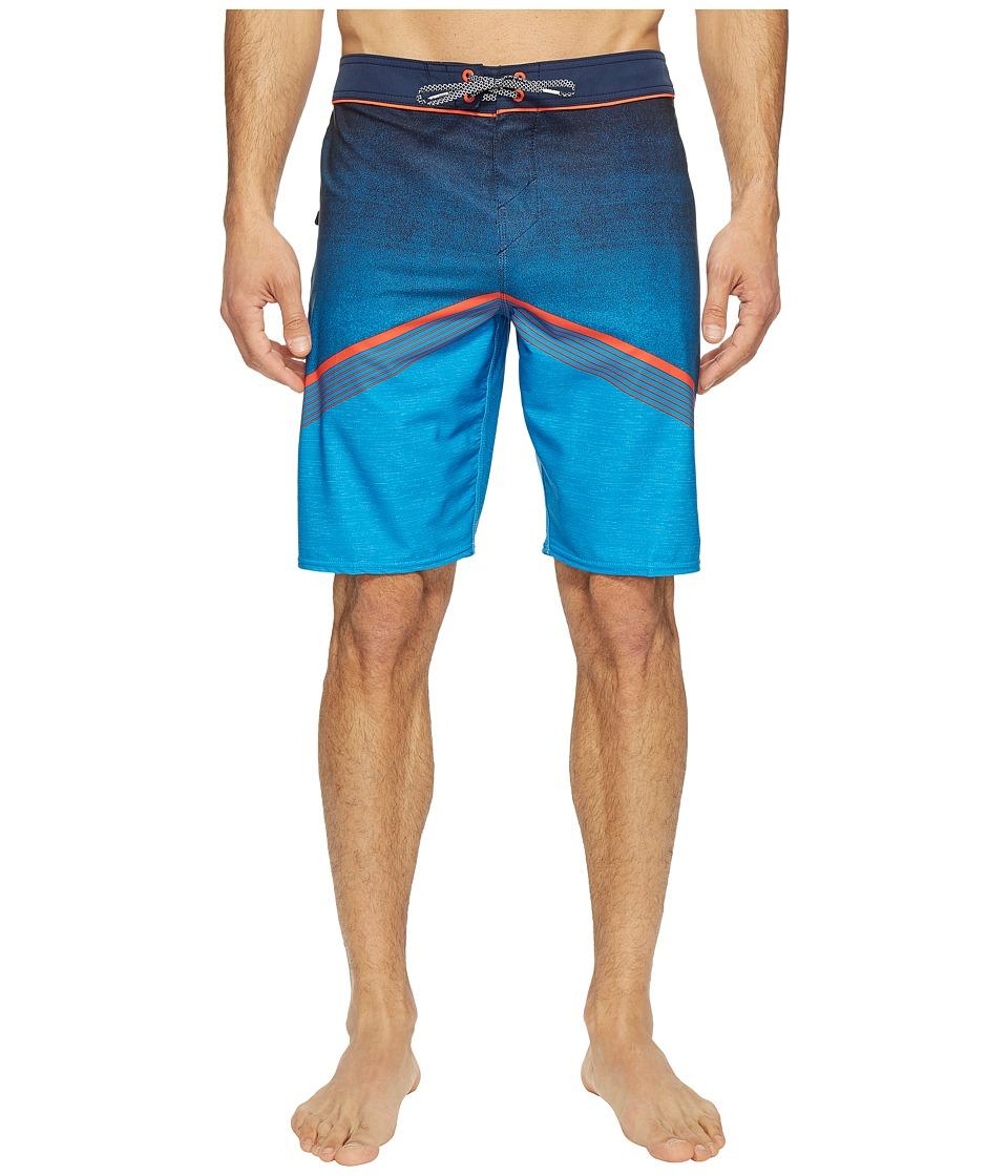 O'Neill - Hyperfreak Superfreak Series Boardshorts (Navy) Men's Swimwear