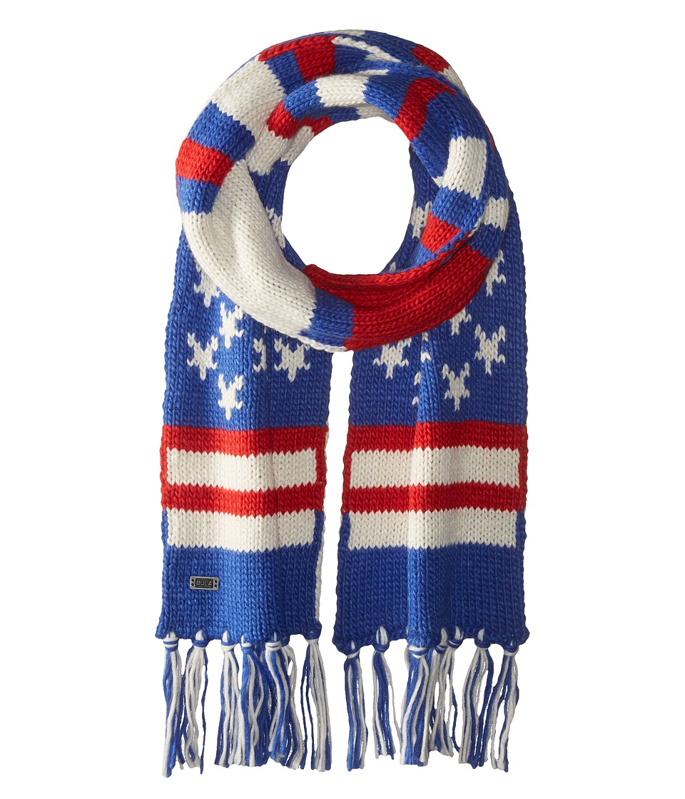 BULA - Patriotic Scarf (USA) Scarves