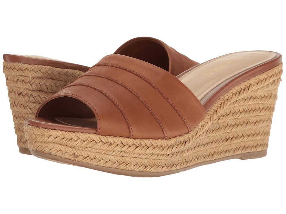 LAUREN Ralph Lauren - Karlia (Deep Saddle Tan) Women's Shoes