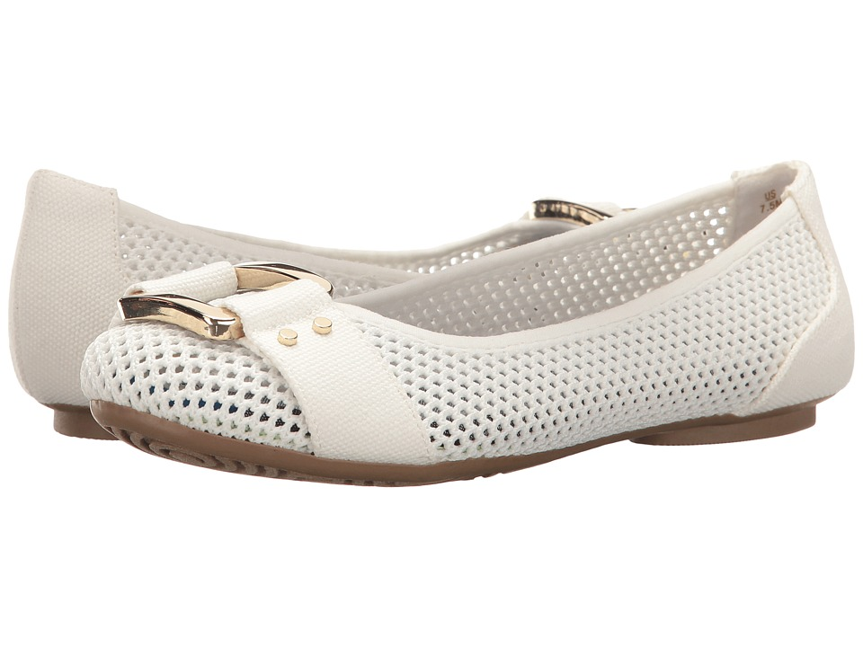 UPC 727684320674 product image for Dr. Scholl's - Frankie Mesh (White Engineered Knit) Women's Shoes | upcitemdb.com