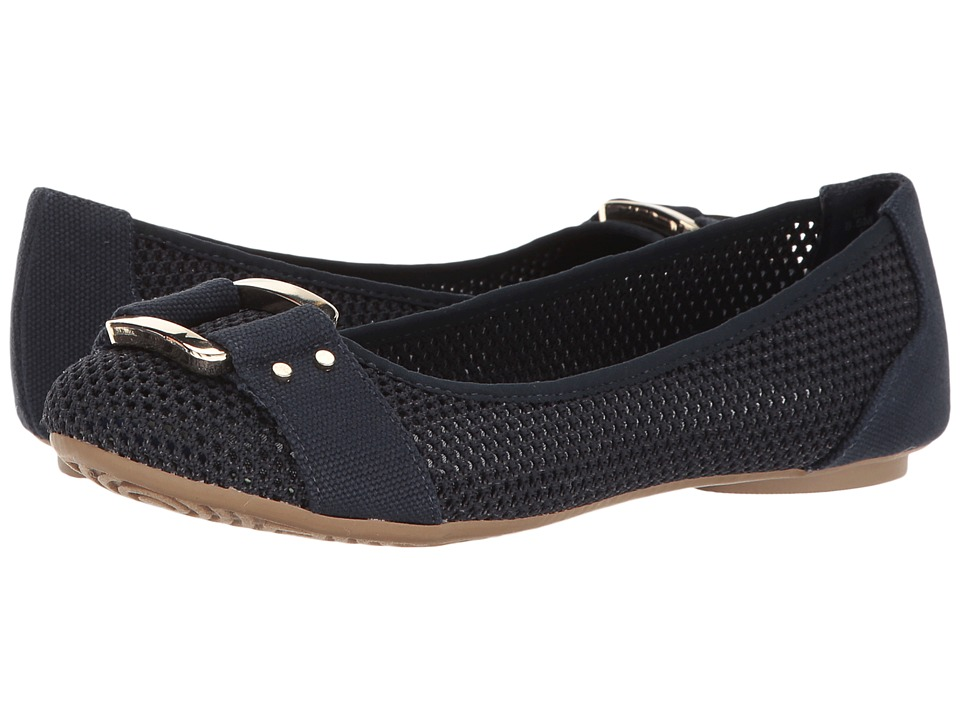 UPC 727684320872 product image for Dr. Scholl's - Frankie Mesh (Navy Engineered Knit) Women's Shoes | upcitemdb.com