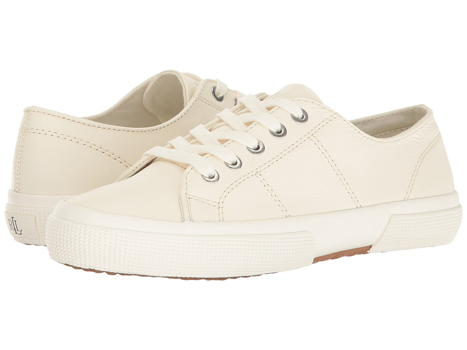 LAUREN Ralph Lauren - Jolie (Artists Cream) Women's Lace up casual Shoes